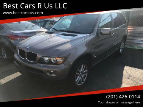 2004 BMW X5 for sale at Best Cars R Us LLC in Irvington NJ