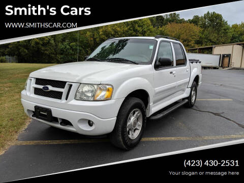 2004 Ford Explorer Sport Trac for sale at Smith's Cars in Elizabethton TN