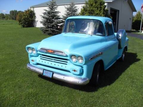 1959 Chevrolet Apache for sale at Classic Car Deals in Cadillac MI