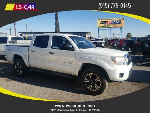 2006 Toyota Tundra for sale at Escar Auto in El Paso TX