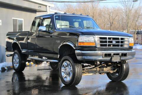 1993 Ford F-250 for sale at Great Lakes Classic Cars & Detail Shop in Hilton NY