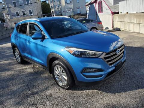 2016 Hyundai Tucson for sale at Fortier's Auto Sales & Svc in Fall River MA