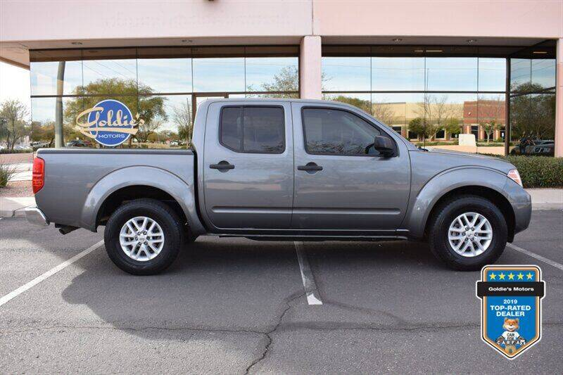 2018 Nissan Frontier for sale at GOLDIES MOTORS in Phoenix AZ