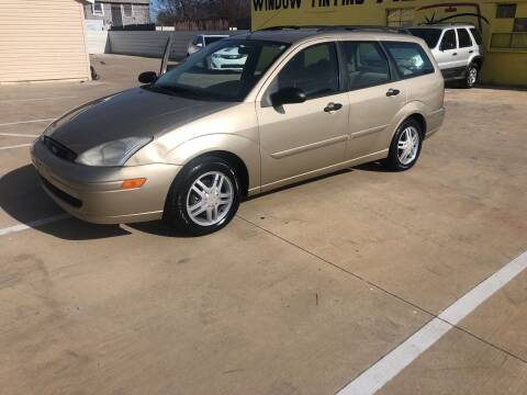 2001 Ford Focus for sale at D & M Vehicle LLC in Oklahoma City OK