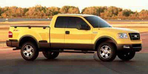 2004 Ford F-150 for sale at Mike Murphy Ford in Morton IL
