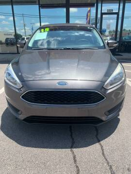 2015 Ford Focus for sale at Kinston Auto Mart in Kinston NC