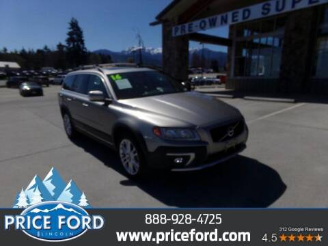 2016 Volvo XC70 for sale at Price Ford Lincoln in Port Angeles WA