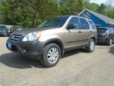 2005 Honda CR-V for sale at Michigan Auto Sales in Kalamazoo MI