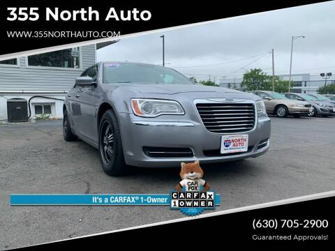 2013 Chrysler 300 for sale at 355 North Auto in Lombard IL