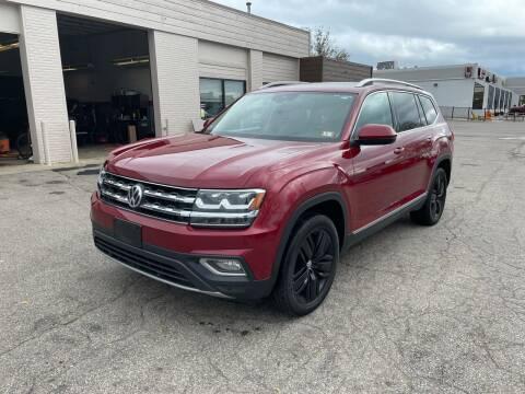 2018 Volkswagen Atlas for sale at Dean's Auto Sales in Flint MI