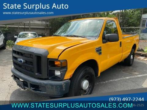 2008 Ford F-250 Super Duty for sale at State Surplus Auto in Newark NJ