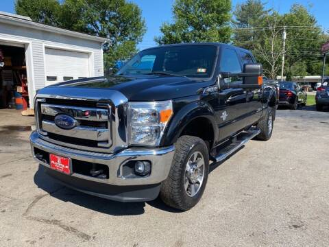 2015 Ford F-350 Super Duty for sale at AutoMile Motors in Saco ME