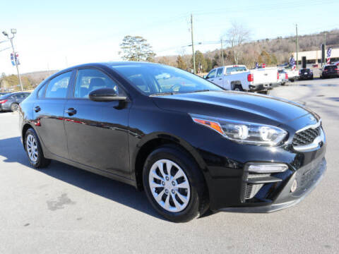 2019 Kia Forte for sale at Viles Automotive in Knoxville TN