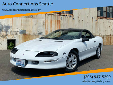 1995 Chevrolet Camaro for sale at Auto Connections Seattle in Seattle WA