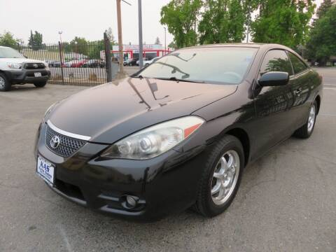 2008 Toyota Camry Solara for sale at KAS Auto Sales in Sacramento CA