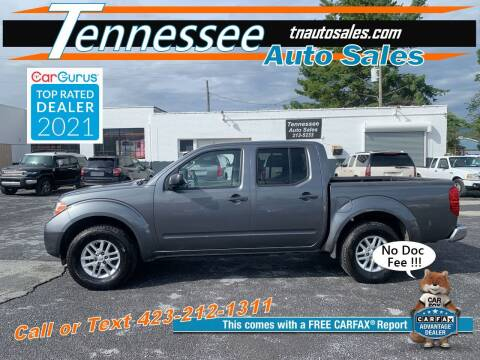 2017 Nissan Frontier for sale at Tennessee Auto Sales in Elizabethton TN
