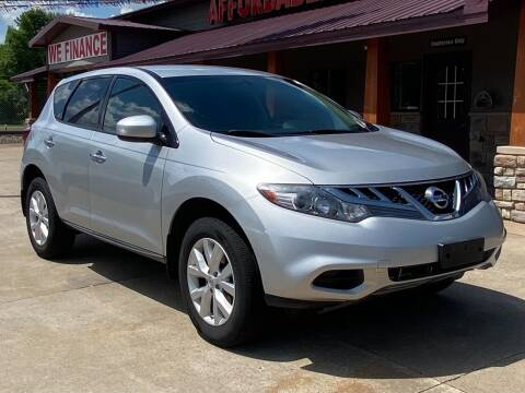 2011 Nissan Murano for sale at Affordable Auto Sales in Cambridge MN