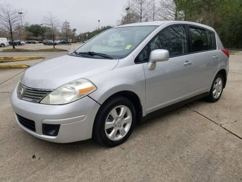 2008 Nissan Versa for sale at J & J Auto Brokers in Slidell LA