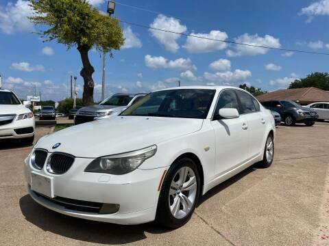 2010 BMW 5 Series for sale at CityWide Motors in Garland TX