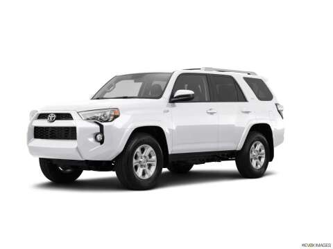 2015 Toyota 4Runner for sale at Griffin Mitsubishi in Monroe NC