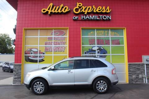 2010 Ford Edge for sale at AUTO EXPRESS OF HAMILTON LLC in Hamilton OH
