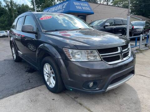 2017 Dodge Journey for sale at Great Lakes Auto House in Midlothian IL