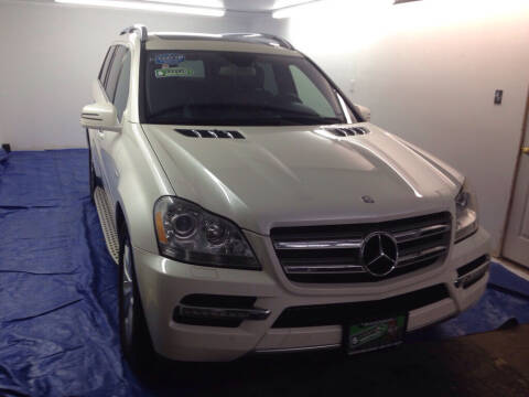 2012 Mercedes-Benz GL-Class for sale at MR Auto Sales Inc. in Eastlake OH