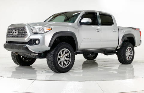 2016 Toyota Tacoma for sale at Houston Auto Credit in Houston TX