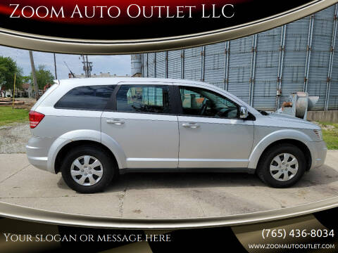 2010 Dodge Journey for sale at Zoom Auto Outlet LLC in Thorntown IN