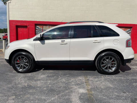 2008 Ford Edge for sale at Jeremiah's Rides LLC in Odessa MO