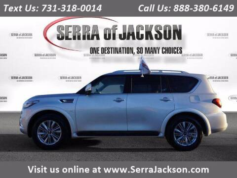 2020 Infiniti QX80 for sale at Serra Of Jackson in Jackson TN
