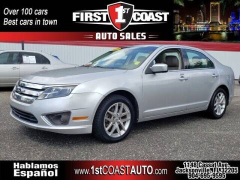 2011 Ford Fusion for sale at 1st Coast Auto -Cassat Avenue in Jacksonville FL