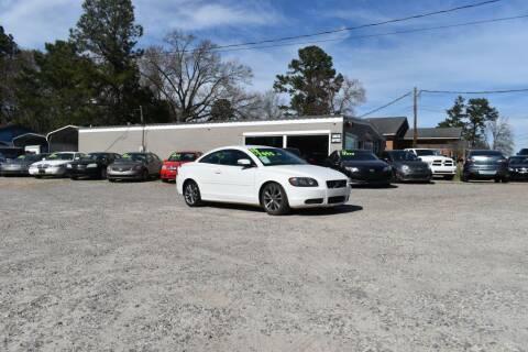 2010 Volvo C70 for sale at Barrett Auto Sales in North Augusta SC