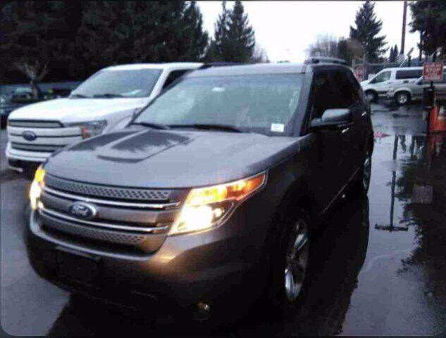 2013 Ford Explorer for sale at S&S Best Auto Sales LLC in Auburn WA