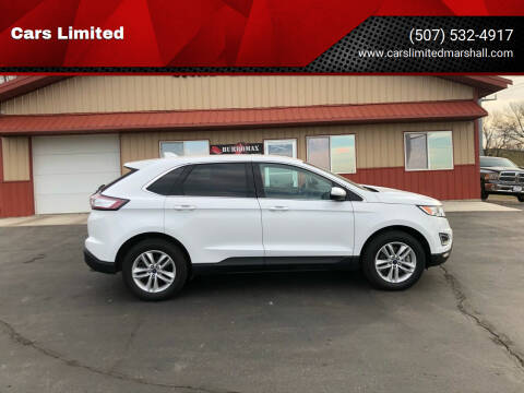 2018 Ford Edge for sale at Cars Limited in Marshall MN
