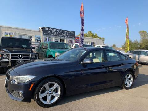 2015 BMW 4 Series for sale at Black Diamond Auto Sales Inc. in Rancho Cordova CA