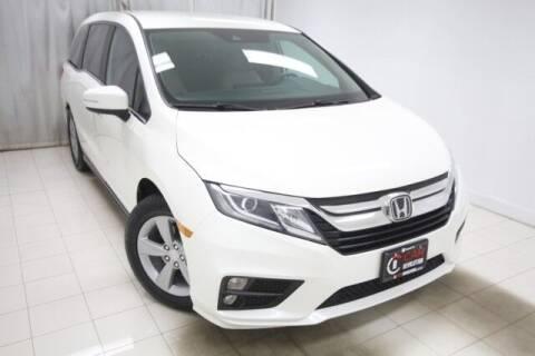 2018 Honda Odyssey for sale at EMG AUTO SALES in Avenel NJ