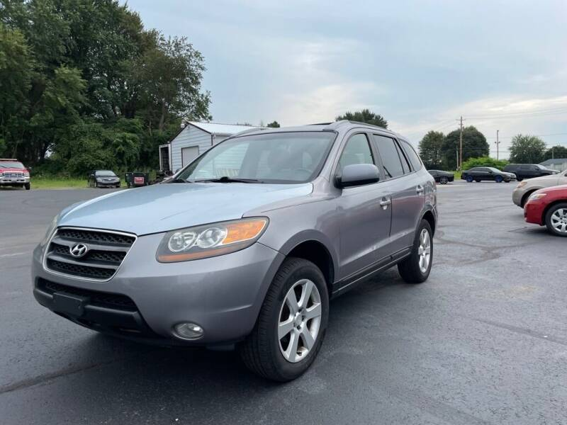 2007 Hyundai Santa Fe for sale at Best Motor Auto Sales in Perry OH