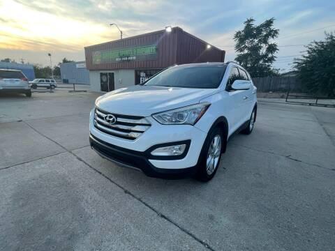 2015 Hyundai Santa Fe Sport for sale at Southwest Sports & Imports in Oklahoma City OK