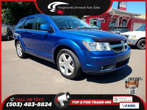 2009 Dodge Journey for sale at Universal Auto Sales in Salem OR