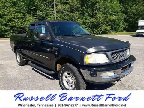 1997 Ford F-150 for sale at Oskar  Sells Cars in Winchester TN