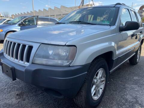 2004 Jeep Grand Cherokee for sale at Philadelphia Public Auto Auction in Philadelphia PA