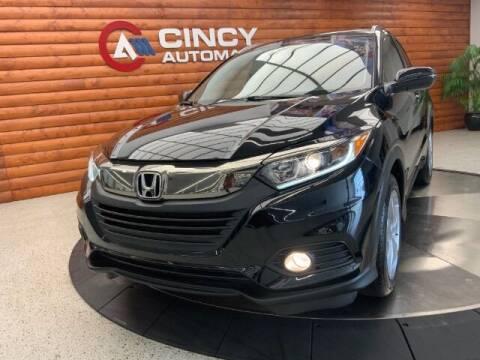 2019 Honda HR-V for sale at Dixie Motors in Fairfield OH