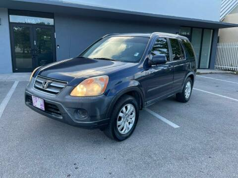 2006 Honda CR-V for sale at UNITED AUTO BROKERS in Hollywood FL