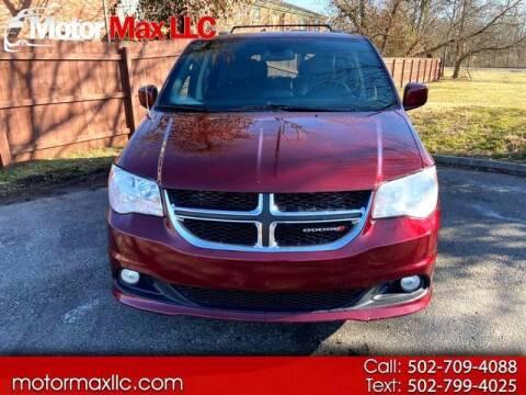 2018 Dodge Grand Caravan for sale at Motor Max Llc in Louisville KY