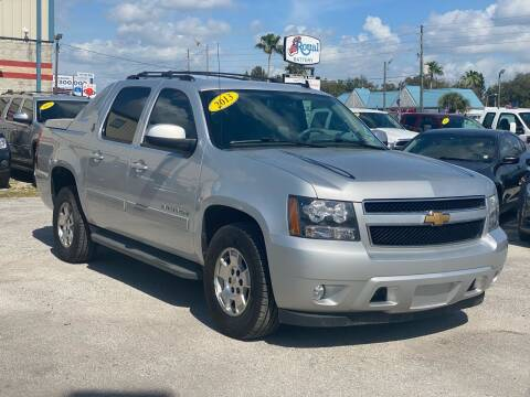 2013 Chevrolet Avalanche for sale at Marvin Motors in Kissimmee FL