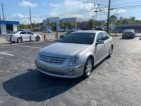 2005 Cadillac STS for sale at Sam's Motor Group in Jacksonville FL