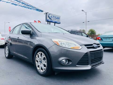 2012 Ford Focus for sale at J. Tyler Auto LLC in Evansville IN