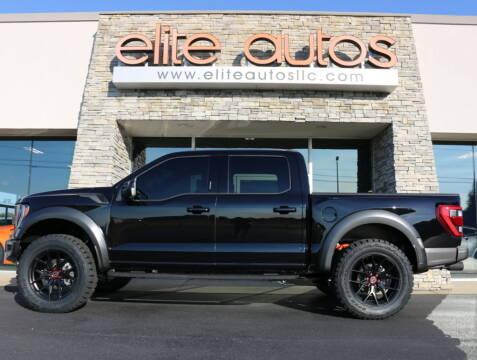 2021 Ford F-150 for sale at Elite Autos LLC in Jonesboro AR