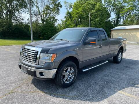 2012 Ford F-150 for sale at Jackie's Car Shop in Emigsville PA